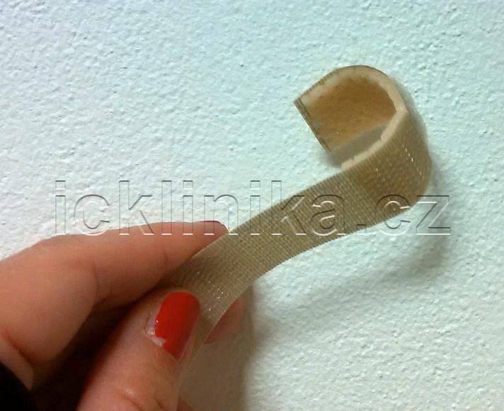 Šlachové poutko - termoplastový prsten