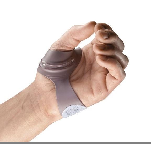 Rehabilitace-ortéza na palec